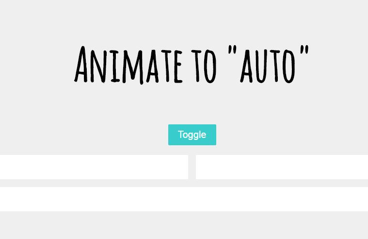 "Animate to ""auto"" for the height with vue transitions"