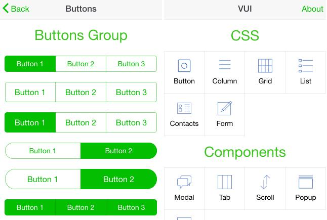 An UI Framework build with Vue.js for mobile webapp