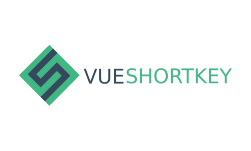 Vue ShortKey plugin for Vue.js