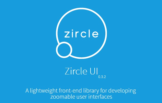 A lightweight front-end library for developing zoomable user interfaces