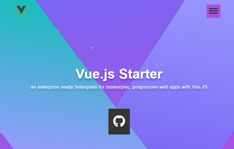 An enterprise ready boilerplate for isomorphic progressive web apps with Vue