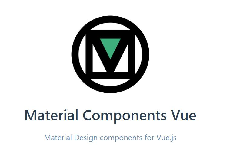 Material Design styled components for Vue.js