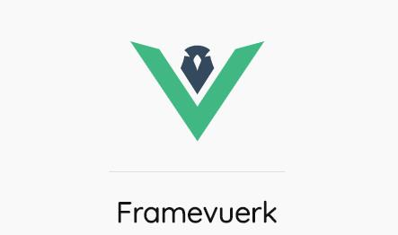 Responsive and Configurable UI Framework based on Vue.js