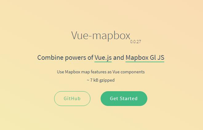 Vuejs 2 components for interacting with mapbox-gl-js
