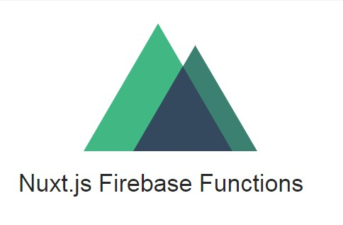 Nuxt.js Universal App with SSR via Firebase Functions and Firebase Hosting
