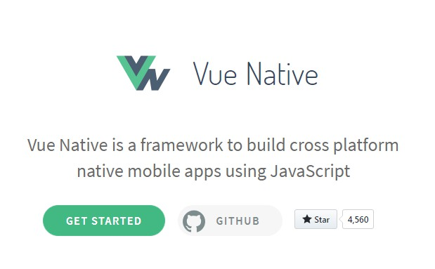 A framework to build cross platform native mobile apps using JavaScript