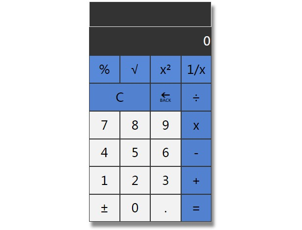 A simple calculator in Vue.js