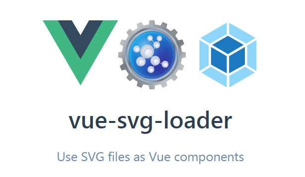 webpack loader that lets you use SVG files as Vue components