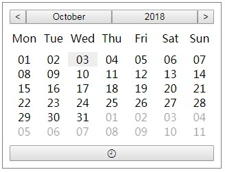 Vue Datetime Picker