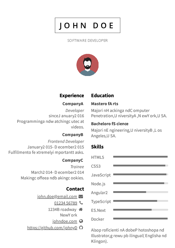 resume-left-right