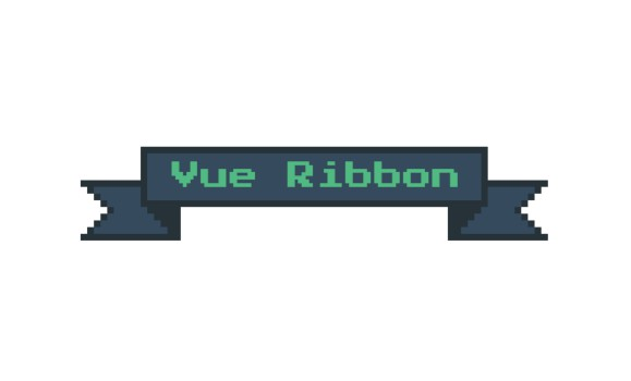 Vue component for GitHub ribbons