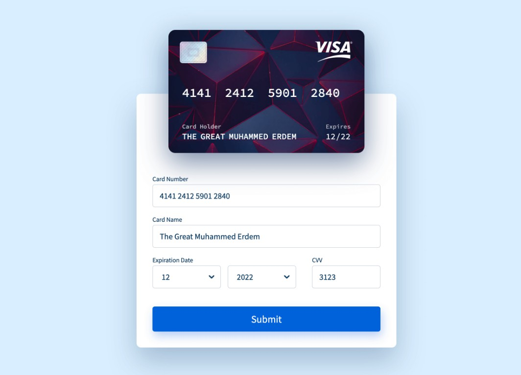 vue-interactive-paycard
