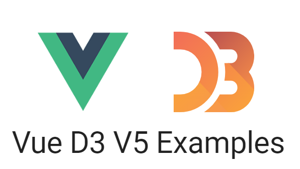 D3 Examples with vue.js