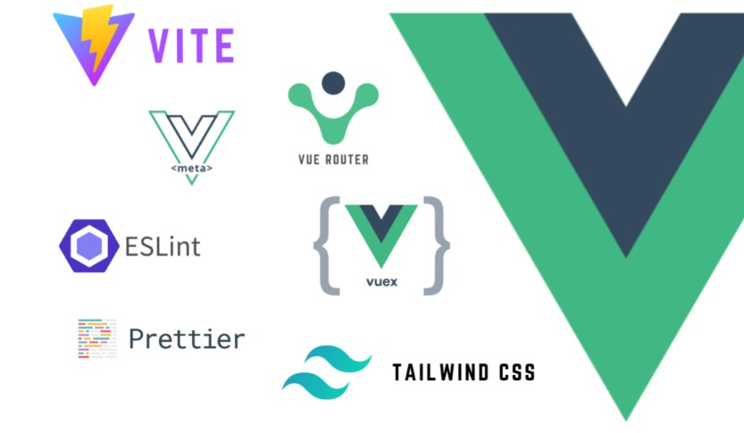 A Vue3 Starter Project With Vite And Tailwind CSS